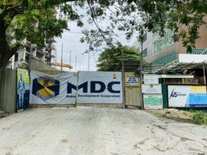 アヤラコンド専門の建設会社MDC